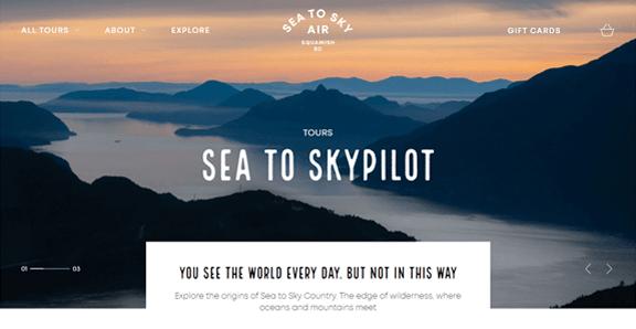 Sea to Sky Air Squamish